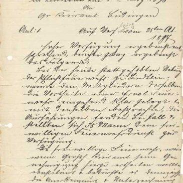Dokument 1 von 1898