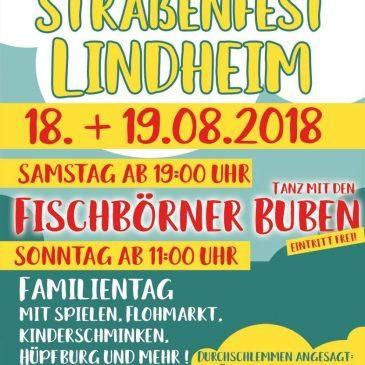 Straßenfest Lindheim