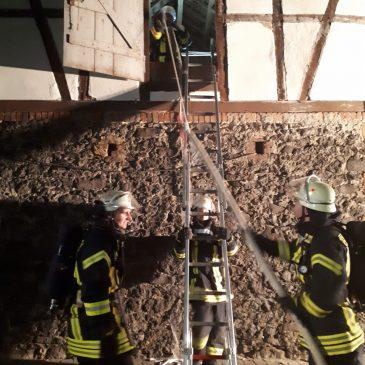 Ausleuchten der EST und tragbare Leitern