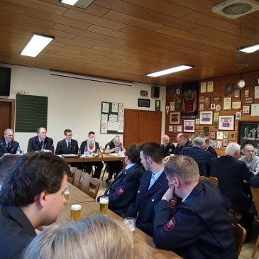 Jahreshauptversammlung FF Lindheim