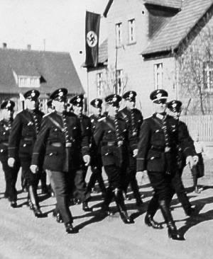 Die Zeit des Nationalsozialismus