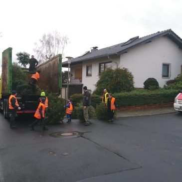 Tannenbaumaktion 2019 -DANKE-