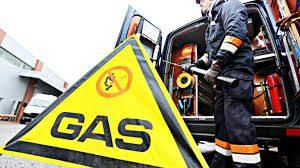 Hausgaswarnmelder ausgelöst