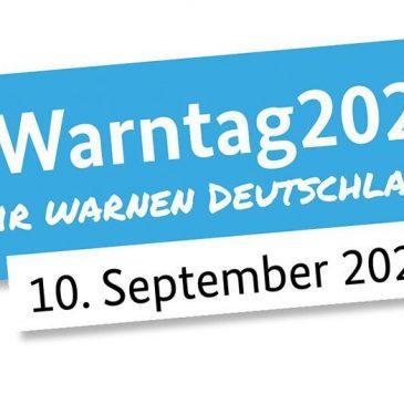 Bundesweiter Warntag 2020