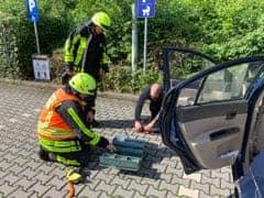 Einsatz Hilfeleistung mit Personenschaden